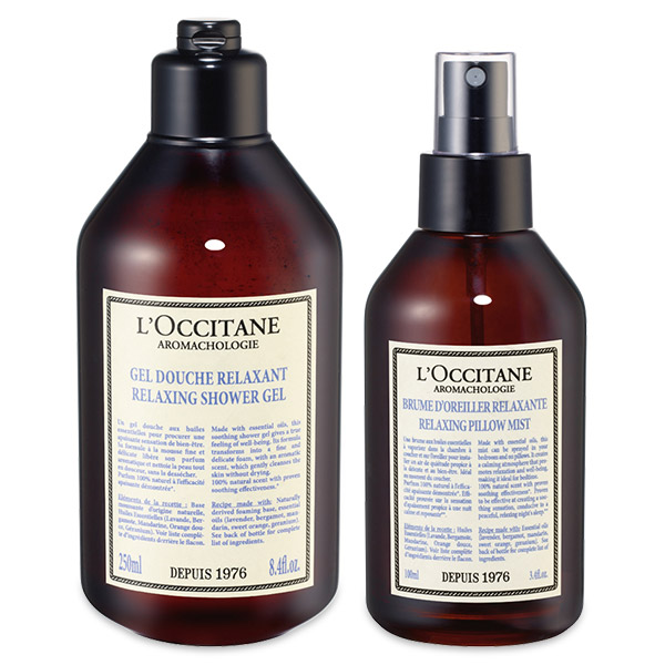 Aromachologie Relaxing Bath & Shower Gel by L'OCCITANE EN PROVENCE